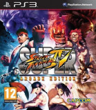 Super Street Fighter Iv Arcade Edition Ps3, Capcom
