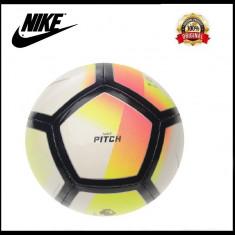 Minge Fotbal Nike Pitch Premier League 2017-18 - Originala - Marimea Oficiala 5, Marime: 5