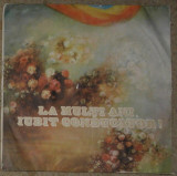 Vinyl La Mulți Ani, Iubit Conducător ! ,ST-CS 0214,1988, VINIL