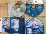 Best of 1990 2000 das jahrzehnt vol1 compilatie dublu disc 2cd hituri muzica pop, CD, emi records
