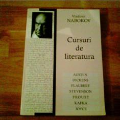 CURSURI DE LITERATURA-VLADIMIR NABOKOV - Studiu literar