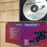 dreamlands 1 classic movie themes muzica teme din filme soundtrack cd disc vest