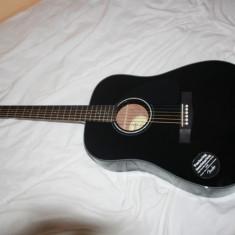 Chitara acustica, Fender CD-60 versiune 2