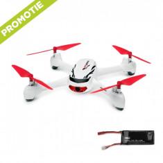 Drona Hubsan X4 H502E Desire, Filmare HD, Modul GPS + acumulator suplimentar