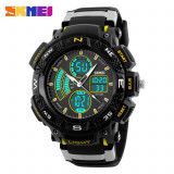 CEAS BARBATESC SKMEI DOUGHTY BLACK-YELLOW, Sport