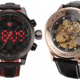 CEAS Royal Ks Kronen and Sohne AUTOMATIC si SHARK Army analog si led