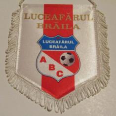 Fanion fotbal - LUCEAFARUL BRAILA