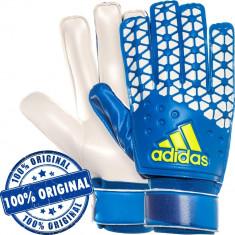 Manusi portar Adidas Ace Training - manusi fotbal - manusi originale - Echipament portar fotbal Adidas, Barbati