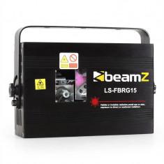 BEAMZ LS-FBRG15, laser verde-roșu - Console DJ