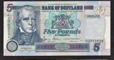 Scotia 5 Pounds Bank of Scotland 2006