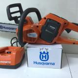 Drujba pe Baterie Husqvarna 436 LI Fabricație 2017 Noua, 2000-2300, 25-35, 27-30