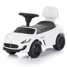 Masinuta Maserati Gran Cabrio MC White Chipolino - Vehicul