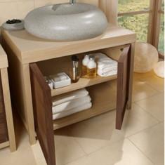 Set mobilier cu lavoar Pure Stone - Set mobilier baie