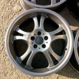 JANTE ALUTEC 17 5X100 VW GOLF4 BORA POLO SKODA SEAT AUDI - Janta aliaj, Numar prezoane: 5