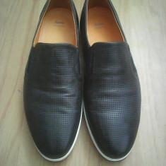 Pantofi sport NOI - Pantofi barbat Bata, Marime: 41, Culoare: Bej