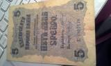 5 LEVA 1916 BULGARIA+CADOU 1 LEVA 1962