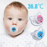 Termometru nou-nascuti tip suzeta de inalta calitate