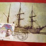 Maxima - Exploratori Polari : Emil Racovita si Belgica, pe spate- 2 nave 1992