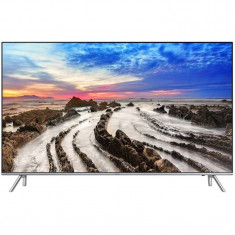 Televizor Samsung LED Smart TV UE49 MU7002 124cm Ultra HD 4K Silver - Televizor LED Samsung, 125 cm