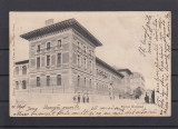 IASI LICEUL   NATIONAL  CLASICA  CIRCULATA 1902, Printata
