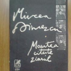 K4 Moartea Citeste Ziarul - Mircea Dinescu - Carte poezie