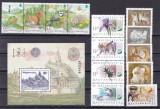 Ungaria  1989/95/96    fauna    serii  complete   MNH  w47, Nestampilat