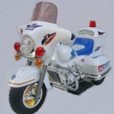 MOTOCICLETA ELECTRICA POLICE PB368 - Masinuta electrica copii