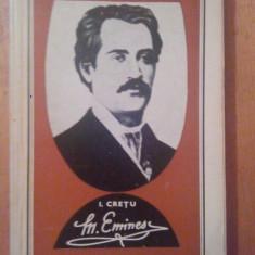 Mihail Eminescu-Biografie documentara-I.Cretu