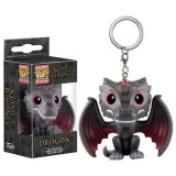 Breloc Pocket Pop! Game Of Thrones Drogon - Vehicul