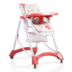 Scaun De Masa Copii Cangaroo Mint Rosu - Masuta/scaun copii