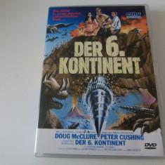 Der .6 Continent - dvd - Film Colectie, Altele