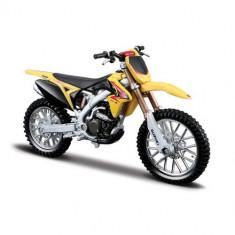 Motocicleta Suzuki RM-Z450 Bburago