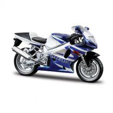 Motocicleta Suzuki GSX-R750 Bburago