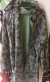 Pelerina ploaie camuflaj impermeabila, XXXL, Pelerine