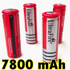 Acumulator 18650 3,7V CELULA LAPTOP, Laser LANTERNA  Ultrafire