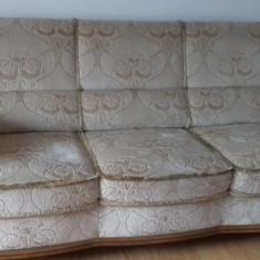 Canapea si 2 fotolii sufragerie sau hol - Set mobila living