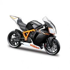 Motocicleta KTM 1190 RC8 R Bburago