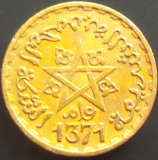 Moneda 10 Franci - MAROC, anul 1952 (1371) *cod 4240, Africa