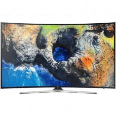 Televizor Samsung LED Smart TV Curbat UE55 MU6202 139cm Ultra HD 4K Black - Televizor LED