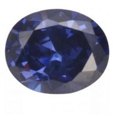 Safir albastru 4.52ct Ceylon Blue