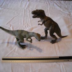 Schleich - 2 figurine dinozauri model mare - T Rex si Allosaurus - Figurina Dinozauri, Unisex