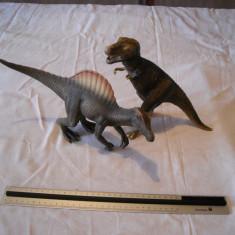 Schleich - 2 figurine dinozauri model mare - T Rex si Spinosaurus - Figurina Dinozauri, Unisex