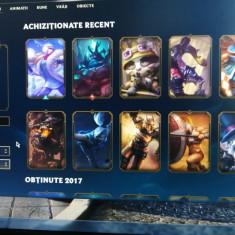 Cont League of Legends