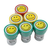 Stampila Smiley World, 3 modele, set 6 bucati, Herlitz