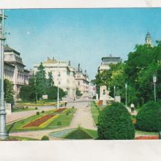 Bnk cp Arad - Vedere - uzata - Carte Postala Crisana dupa 1918, Circulata, Printata