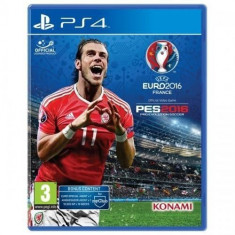 PES 2016 Pro Evolution Soccer - PS4 [Second hand] - Jocuri PS4, Sporturi, 18+, Multiplayer