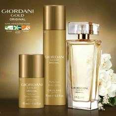 GIORDANI GOLD Oriflame set cadou - Set parfum