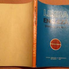 Limba Engleza . Stiinta Si Tehnica - Andrei Bantas, Rodica Popescu, didactica si pedagogica