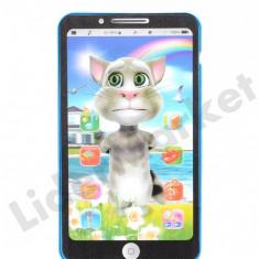 Tableta cu Motanul Tom Vorbaretul - Talking Tom 3D Mini