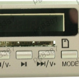 Modul decodor MP3, citire USB/ SD, afisaj cu LED-uri, cu telecomanda - 130301 - MP3 player